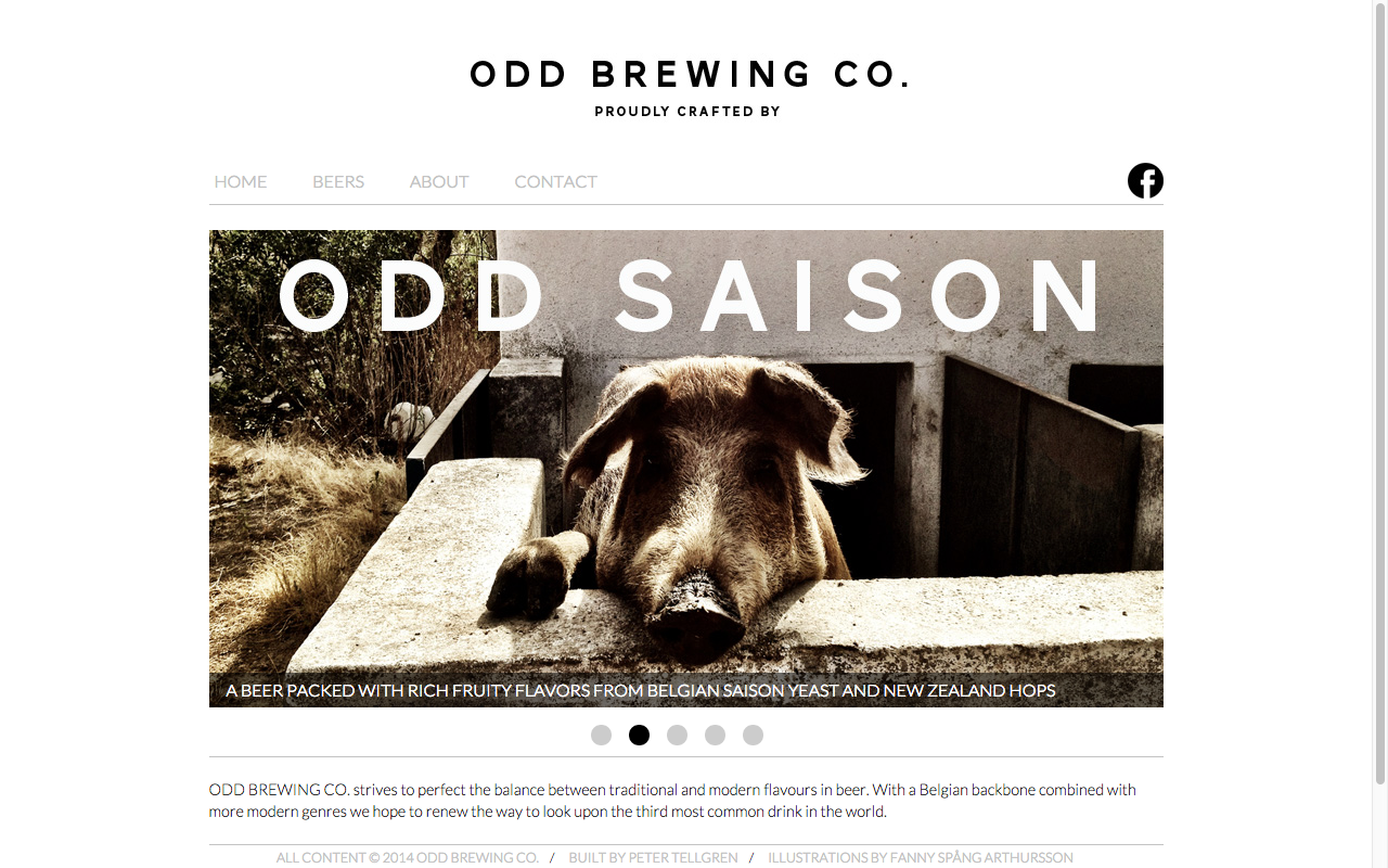 Odd Brewing Co